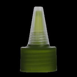 24파이 꼭지캡 녹색