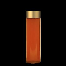 PET_CS-022 _120ml 용기+금장 일반캡(후가공별도)