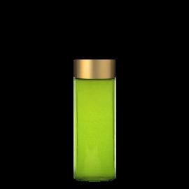 PET_CS-022 _100ml 용기+금장 일반캡(후가공별도)