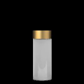 PET_CS-022 _80ml 용기+금장 일반캡(후가공별도)