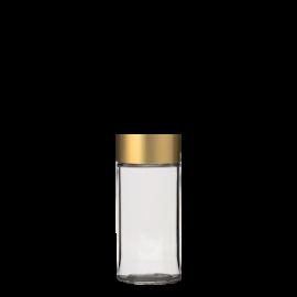 PET_CS-022 _60ml 용기+금장 일반캡(후가공별도)