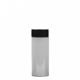 PET_CS-022 _80ml 용기+검정 일반캡(후가공별도)
