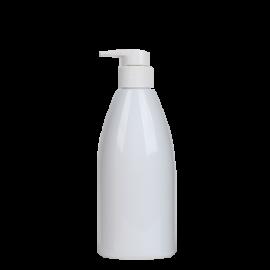 FCO-008 500ml 원형용기+펌프 포함