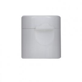 Ø15원터치캡 -백색